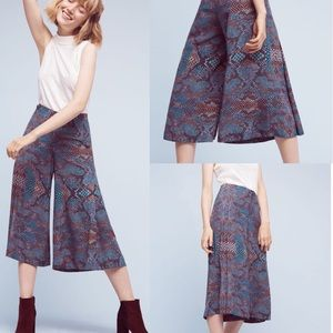 NWT ANTHROPOLOGIE THE ESSENTIAL SNAKE CULO…